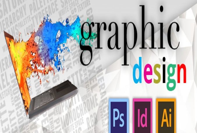 design logos , editing photos , banners , fb covers