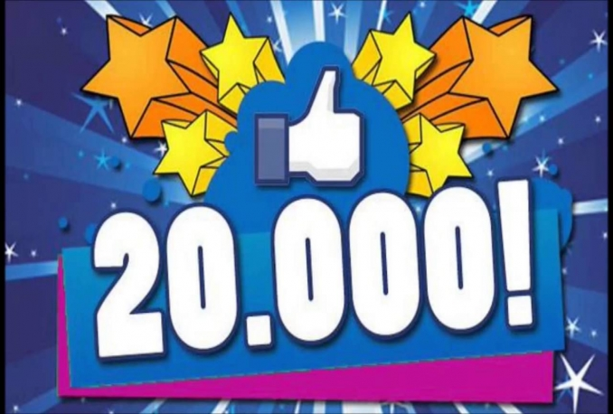20k 20000 facebook video views