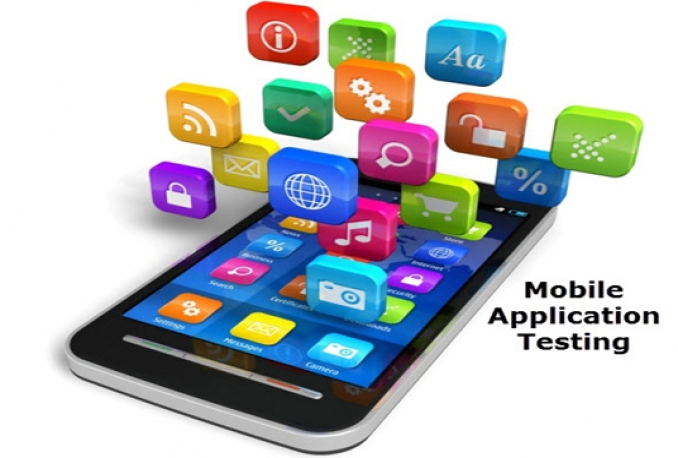 test and review your website or app