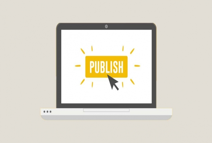 Publish OR Write your article