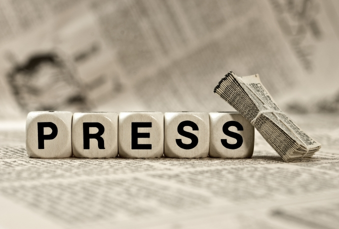 write your Press Release