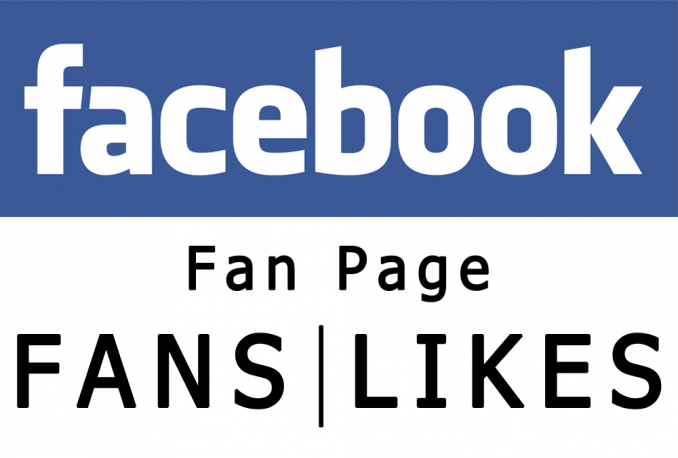 1100+ Facebook FANSPAGE LIKES Very Fast