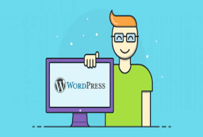 make a very good looking WordPress website
